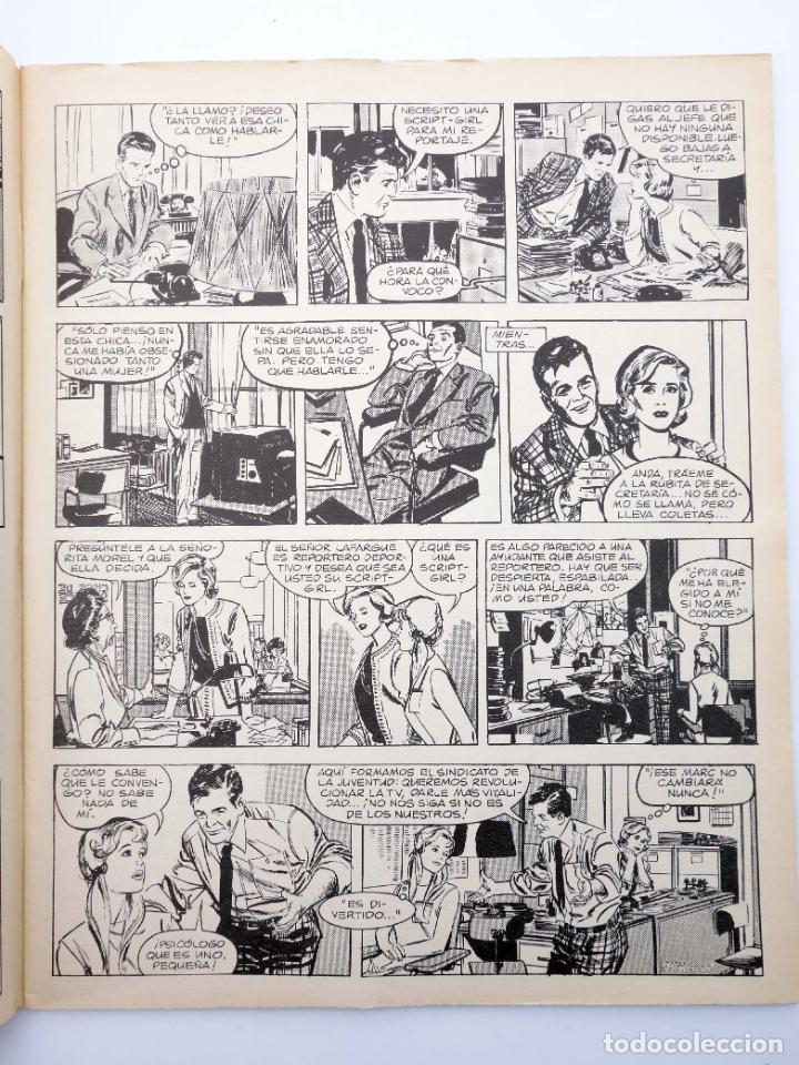 Cómics: CHICAS AUDACES 10. LA CHICA DEL 13 (Jacques & Francois Gall / Paul Gillon) Druida, 1982. OFRT - Foto 4 - 266050473