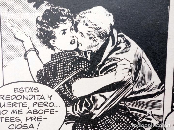 Cómics: CHICAS AUDACES 10. LA CHICA DEL 13 (Jacques & Francois Gall / Paul Gillon) Druida, 1982. OFRT - Foto 5 - 266050473