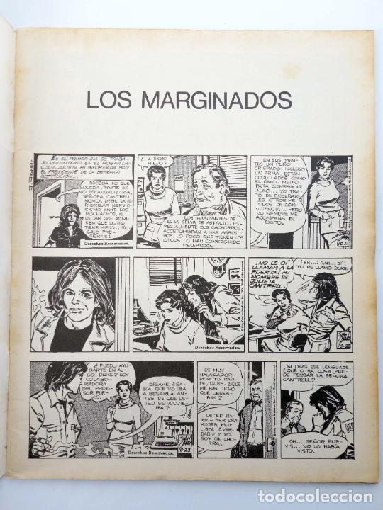 Cómics: CHICAS AUDACES 7. JULIETA Y EVA JONES (Stan Drake) Druida, 1982. OFRT - Foto 3 - 266050493