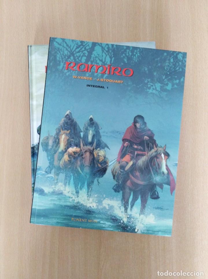 RAMIRO INTEGRAL 1 - 2 COMPLETA. W. VANCE/J. STOQUART (Tebeos y Comics - Comics otras Editoriales Actuales)