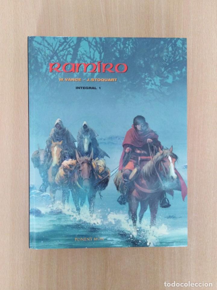 Cómics: RAMIRO INTEGRAL 1 - 2 COMPLETA. W. Vance/J. Stoquart - Foto 2 - 266145353