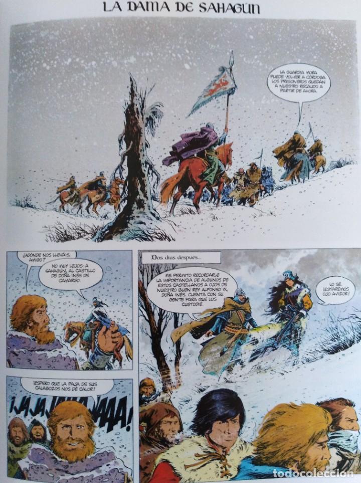 Cómics: RAMIRO INTEGRAL 1 - 2 COMPLETA. W. Vance/J. Stoquart - Foto 9 - 266145353