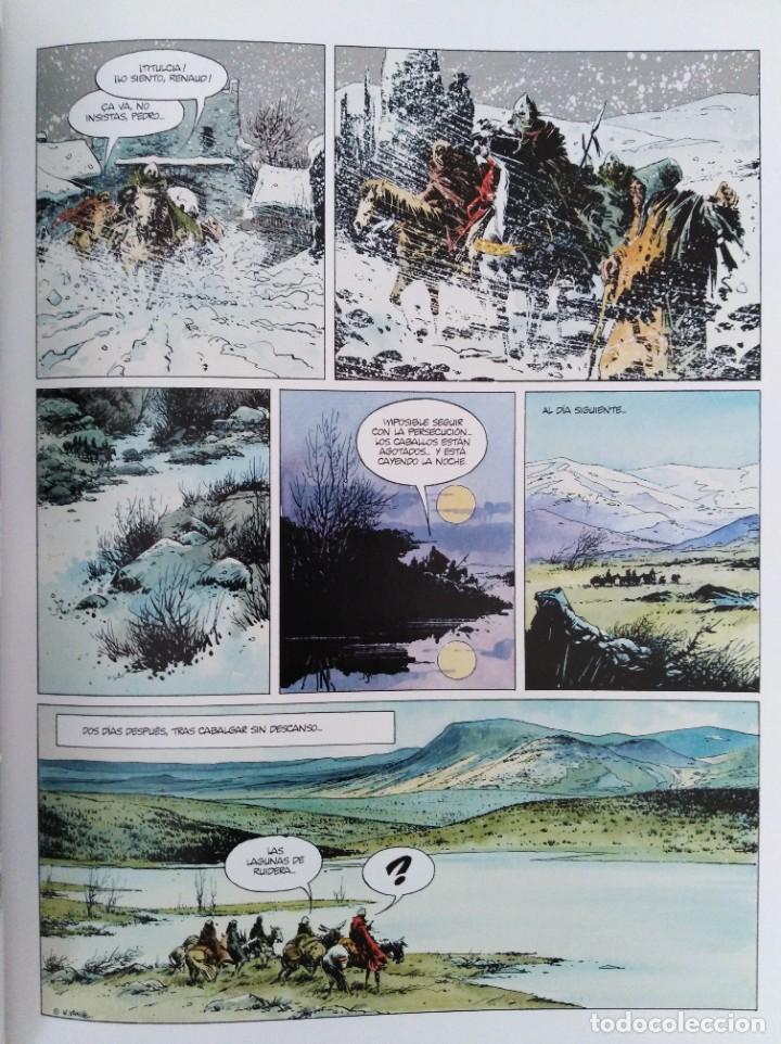 Cómics: RAMIRO INTEGRAL 1 - 2 COMPLETA. W. Vance/J. Stoquart - Foto 10 - 266145353