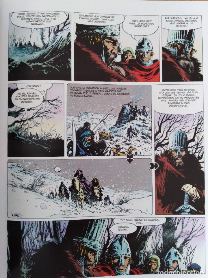 Cómics: RAMIRO INTEGRAL 1 - 2 COMPLETA. W. Vance/J. Stoquart - Foto 11 - 266145353