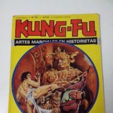 Comics : COMIC KUNG-FU TERCERA EPOCA Nº 52 3 HISTORIETAS. Lote 266334798