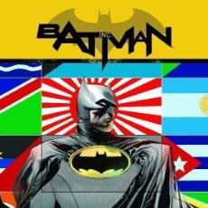 Cómics: BATMAN SAGA : BATMAN INC 1 : EL REGRESO - ECC / DC / TAPA DURA. Lote 266346773