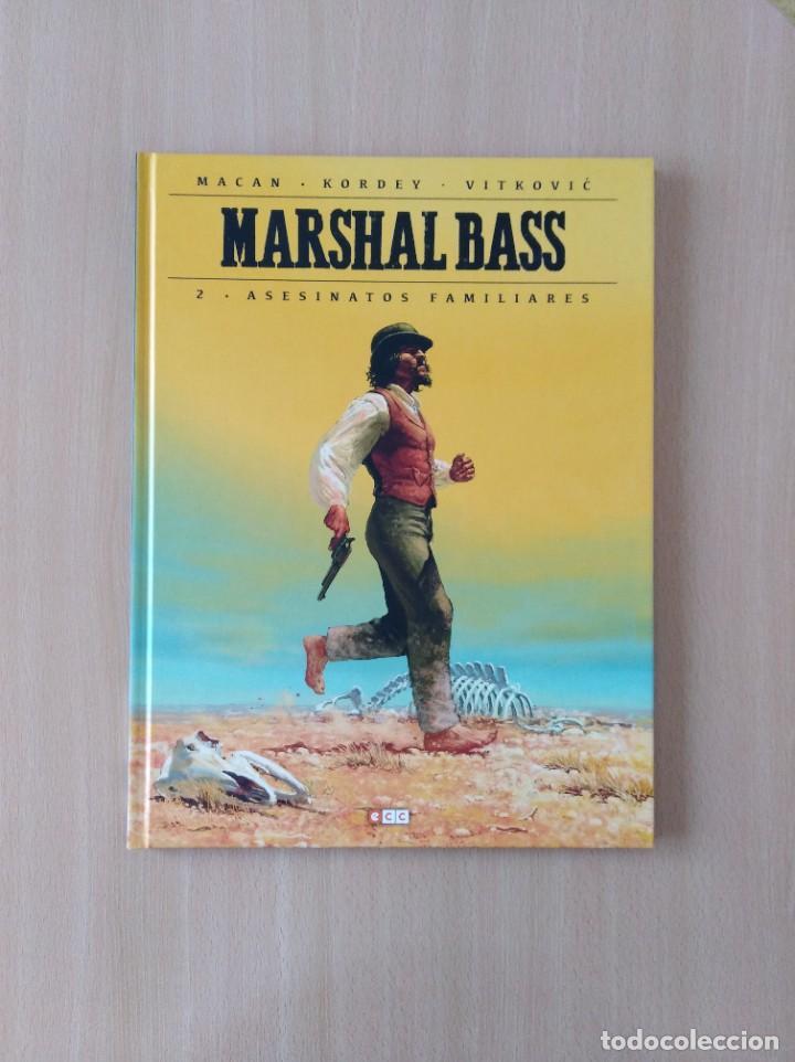 MARSHAL BASS 2. MACAN/KORDEY/VITKOVIC (Tebeos y Comics - Comics otras Editoriales Actuales)