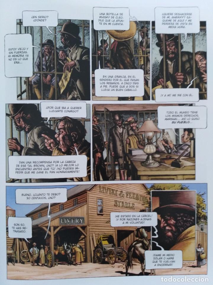Cómics: MARSHAL BASS 2. Macan/Kordey/Vitkovic - Foto 6 - 266373408