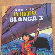 Cómics: LA TIGRESA BLANCA, CONRAD WILBUR. Lote 266858609