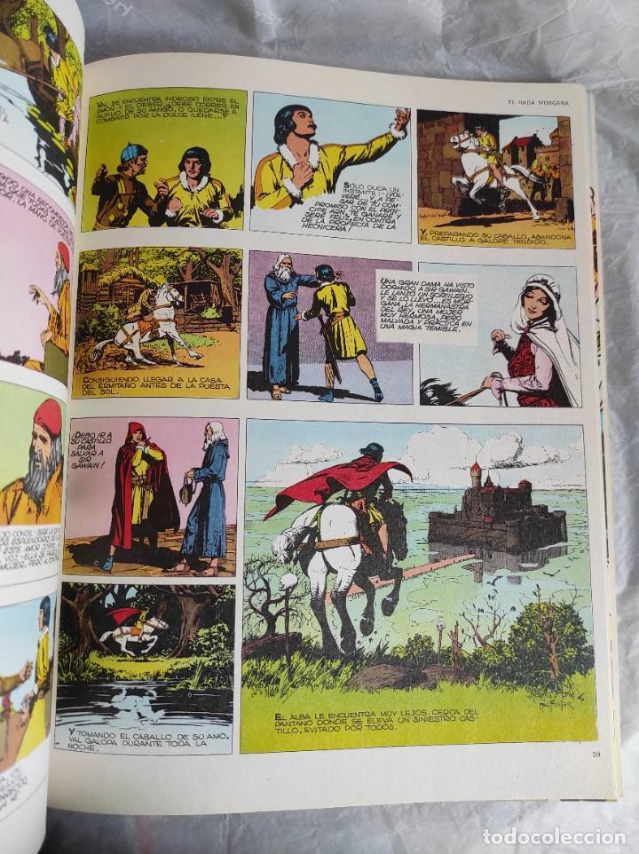 Cómics: Comic: PRINCIPE VALIENTE, Tomo 1, Fascículos 1 al 6 - Buru Lan - Foto 7 - 266950404