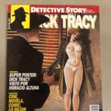 Cómics: DETECTIVE STORY, DICK TRACY Y 5 HISTORIAS COMPLETAS MAS.. Lote 266994924