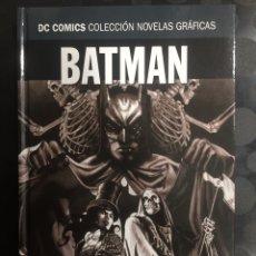 Cómics: DC CÓMICS COLECCIÓN NOVELAS GRÁFICAS N.36 BATMAN : DETECTIVE PARTE 2 ECC SALVAT ( 2016/2020 ). Lote 267226054
