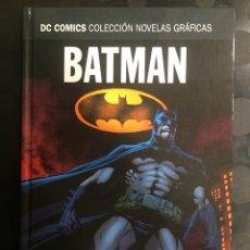 Cómics: DC CÓMICS COLECCIÓN NOVELAS GRÁFICAS N.35 BATMAN : DETECTIVE PARTE 1 ECC SALVAT ( 2016/2020 ). Lote 267226324