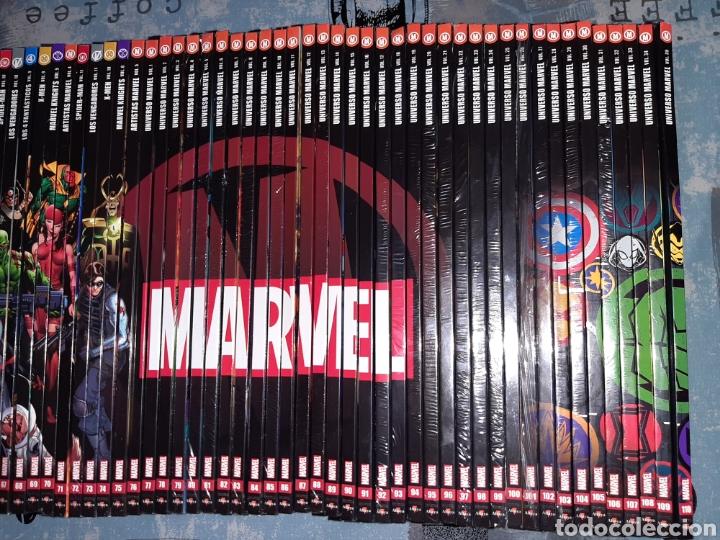 Cómics: Enciclopedia Marvel , Altaya, 110 volúmenes COMPLETA - Foto 4 - 267275259