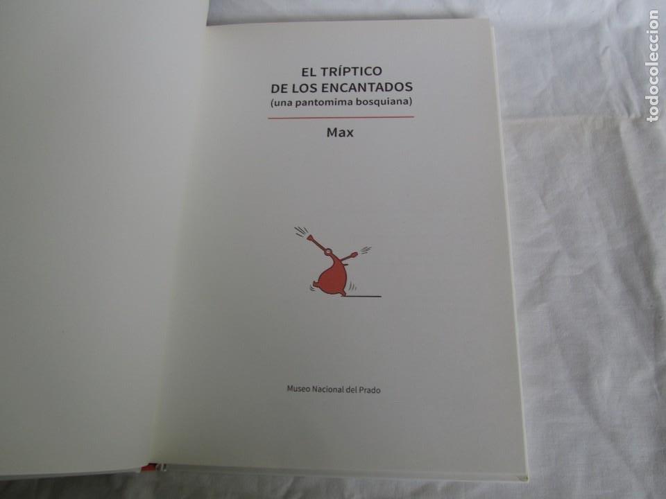 Cómics: El tríptico de los encantados (una pantomima bosquiana) MAX, Museo del Prado, 2016 - Foto 5 - 267337314