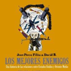 Fumetti: LOS MEJORES ENEMIGOS UNA HISTORIA DE LAS RELACIONES ENTRE EEUU FILIU NORMA. Lote 267425039