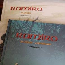 Cómics: RAMIRO (2VOL. INTEGRALES). PONENT MON. Lote 267470609