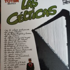 Cómics: LAS CELTICAS DEL PERSONAJE CORTO MALTES DE HUGO PRATT. Lote 267472624