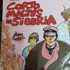 Cómics: CORTO MALTES EN SIBERIA, DE HUGO PRATT. Lote 267473229
