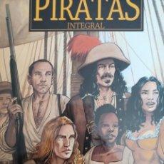 Cómics: PIRATAS, INTEGRAL. PONENT MON. Lote 267477844