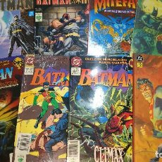 Fumetti: BATMAN - LOTE 8 TOMOS PRESTIGIO DC COMICS AÑOS 90- NUEVOS. Lote 267510154