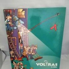 Cómics: VOL-RAS, 21 ANYS: EL CÓMIC. Lote 267703759