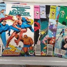 Comics : NAMOR LA SAGA DE SUB-MARINER ¡ COMPLETA 8 NUMEROS ! MARVEL - FORUM. Lote 267814539