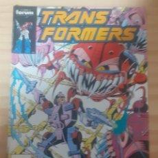 Cómics: TRANS FORMERS N52. Lote 268149729
