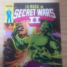 Cómics: LA MASA EN SECRET WARS II N23. Lote 268151154