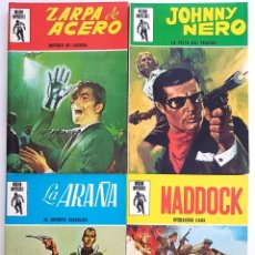 Cómics: COLECCION COMPLETA MISION IMPOSIBLE - 30 NUMEROS - INMEJORABLE ESTADO - EUREDIT 1970. Lote 268166389