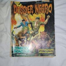 Cómics: DOSSIER NEGRO--N°187--1985-- UN COMIC MUY LEÍDO Y MUY BUENO, PERO TIENE LAS PASTAS MAL.EL RESTO BIÉN. Lote 268251504