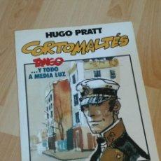 Cómics: CORTO MALTES TANGO ... Y TODO A MEDIA LUZ DE HUGO PRATT , TOTEM COMICS 1988. Lote 268417804