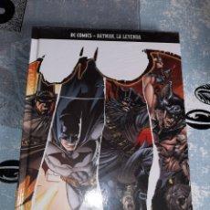 Cómics: EL REGRESO DE BRUCE WAYNE, BATMAN LA LEYENDA, SALVAT ,ECC N° 32. Lote 268439184