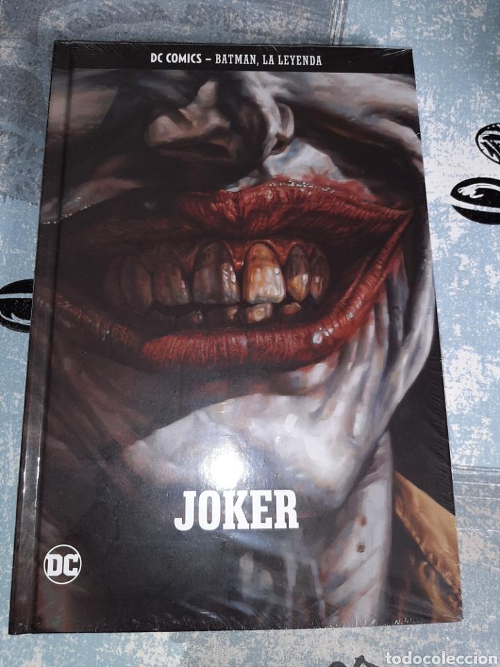 JOKER , BATMAN LA LEYENDA, SALVAT ,ECC N° 8 (Tebeos y Comics - Comics otras Editoriales Actuales)