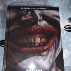 Cómics: JOKER , BATMAN LA LEYENDA, SALVAT ,ECC N° 8. Lote 268439534