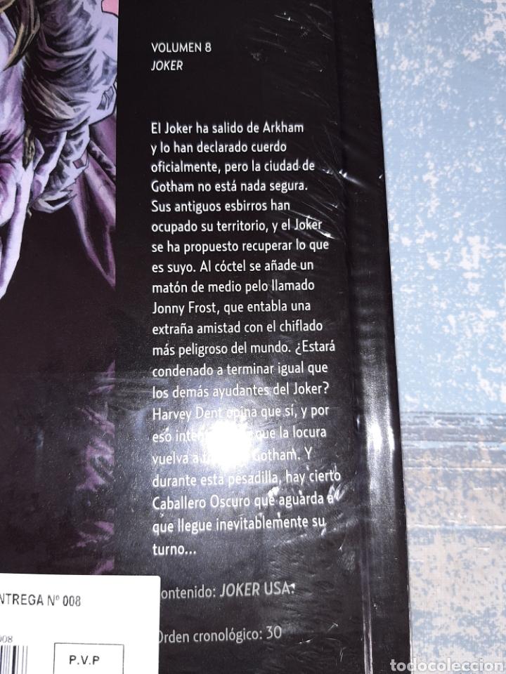 Cómics: Joker , Batman la leyenda, Salvat ,ECC n° 8 - Foto 2 - 268439534