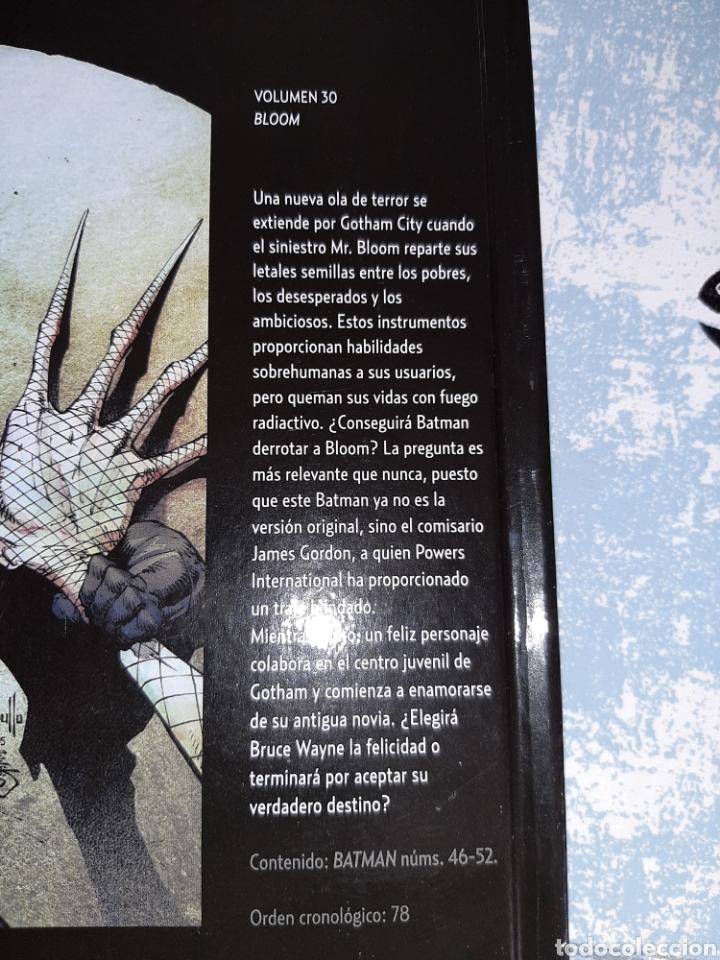 Cómics: Bloom , Batman la leyenda, Salvat ,ECC n° 30 - Foto 2 - 268439949