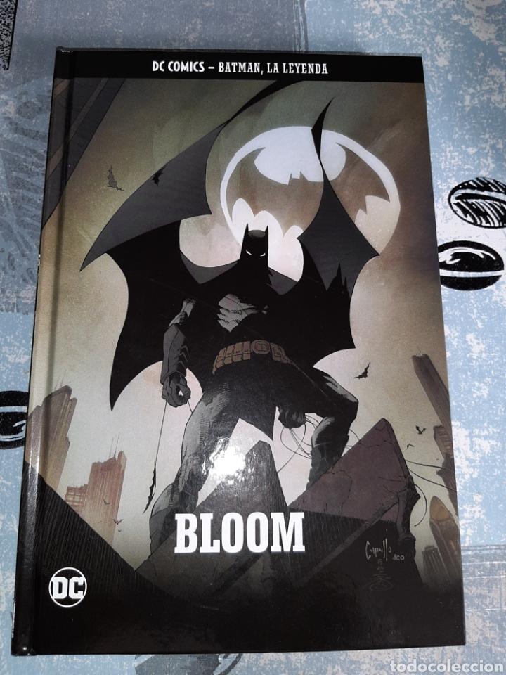 BLOOM , BATMAN LA LEYENDA, SALVAT ,ECC N° 30 (Tebeos y Comics - Comics otras Editoriales Actuales)