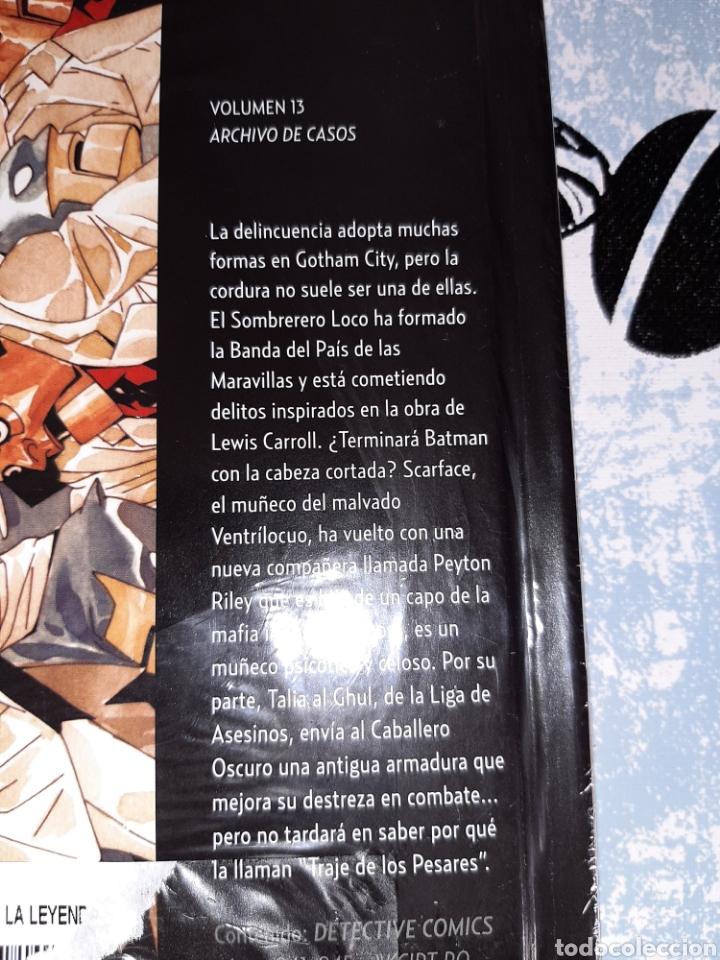 Cómics: Archivo de caos , Batman la leyenda, Salvat ,ECC n° 13 - Foto 2 - 268443384