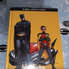 Cómics: BATMAN RENACIDO, BATMAN LA LEYENDA, SALVAT ,ECC N° 11. Lote 268444359