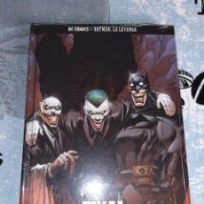 Cómics: FINAL DEL JUEGO , BATMAN LA LEYENDA, SALVAT ,ECC N° 10. Lote 268445339