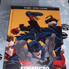 Cómics: SIN MIEDO , BATMAN LA LEYENDA, SALVAT ,ECC N° 21. Lote 268447159