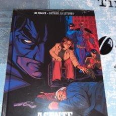 Cómics: AGENTE HERIDO, , BATMAN LA LEYENDA, SALVAT ,ECC N° 25. Lote 268448279