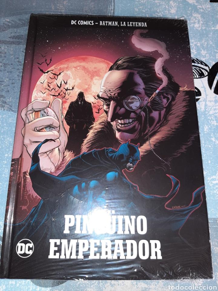 PINGÜINO EMPERADOR , BATMAN LA LEYENDA, SALVAT ,ECC N° 31 (Tebeos y Comics - Comics otras Editoriales Actuales)
