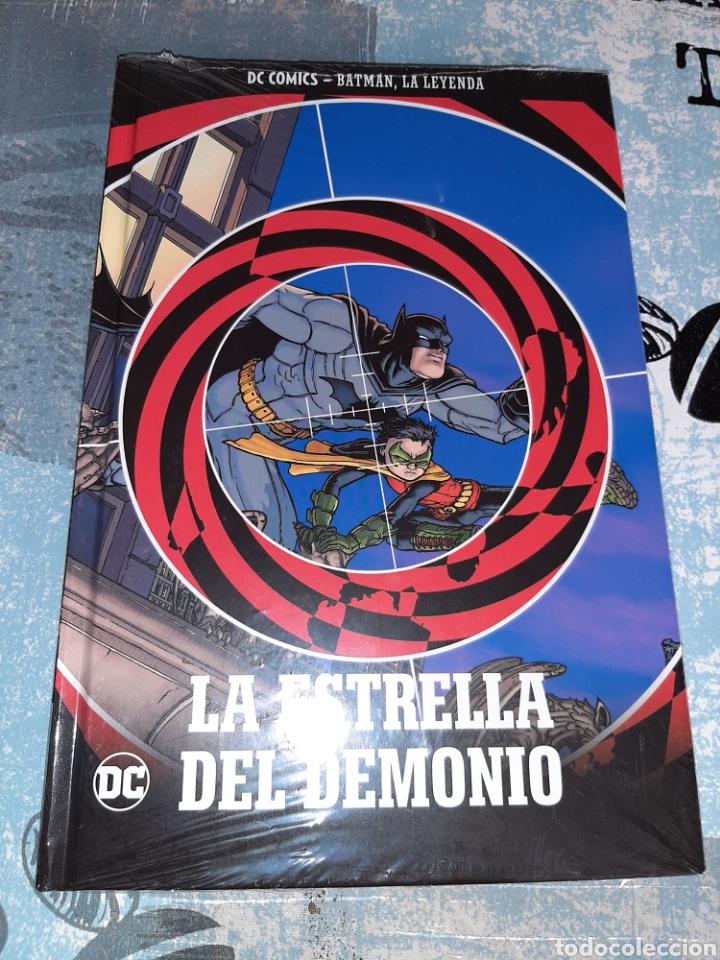 LA ESTRELLA DEL DEMONIO , BATMAN LA LEYENDA, SALVAT ,ECC N° 35 (Tebeos y Comics - Comics otras Editoriales Actuales)