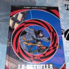 Cómics: LA ESTRELLA DEL DEMONIO , BATMAN LA LEYENDA, SALVAT ,ECC N° 35. Lote 268449869