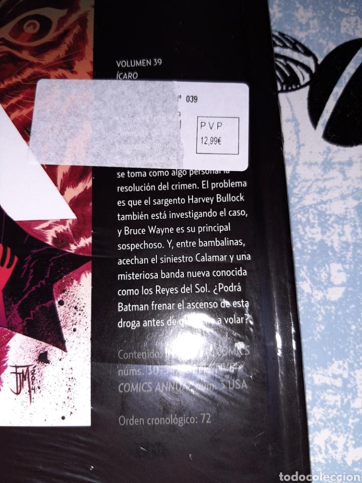 Cómics: Ícaro , Batman la leyenda, Salvat ,ECC n° 39 - Foto 2 - 268451209