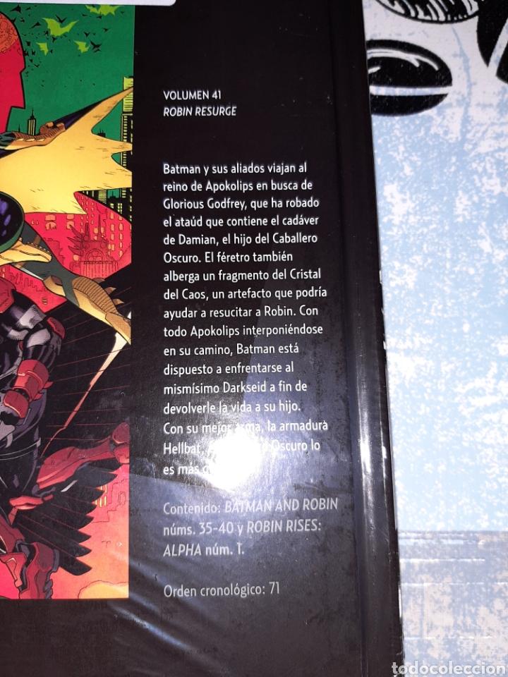 Cómics: Robin resurge, Batman la leyenda, Salvat ,ECC n° 41 - Foto 2 - 268451944