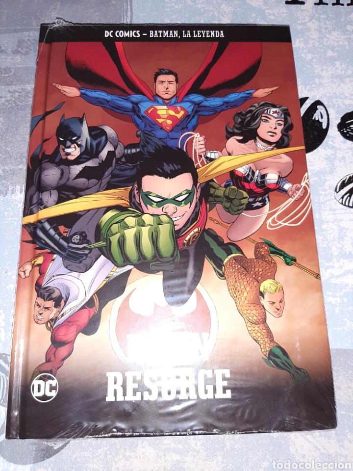 ROBIN RESURGE, BATMAN LA LEYENDA, SALVAT ,ECC N° 41 (Tebeos y Comics - Comics otras Editoriales Actuales)