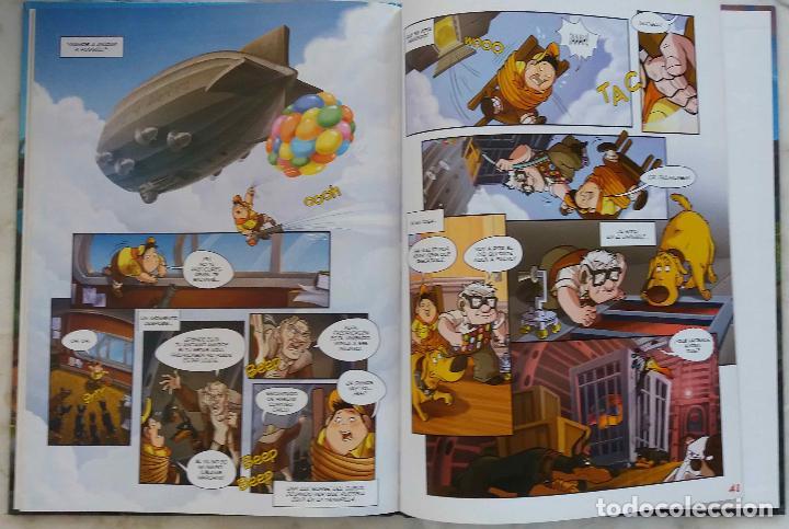 Cómics: UP. COMIC WALT DISNEY. LIBRO EDITADO POR EL PAIS - Foto 2 - 268585909
